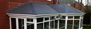 Banner tiled conservatory roofs