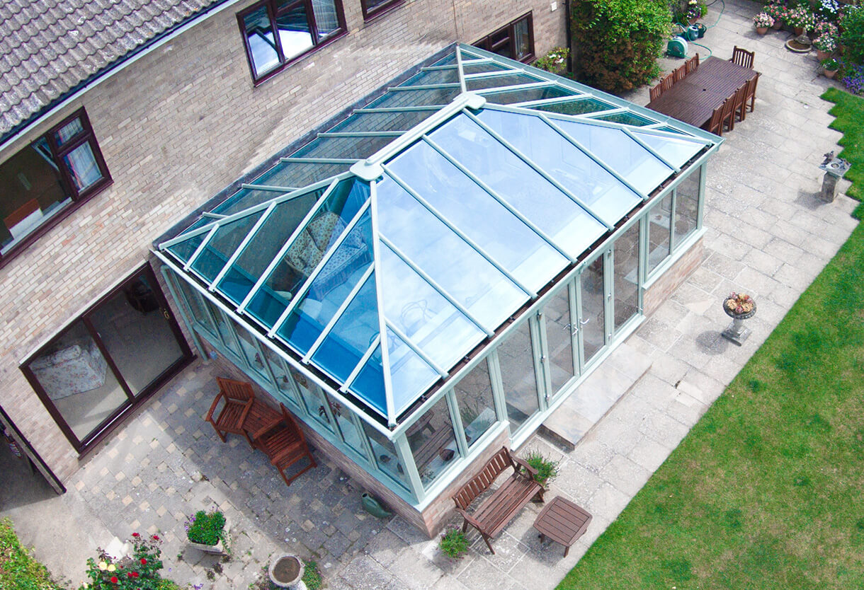 Conservatory Glass Roofs Double Glazing Essex Ltd