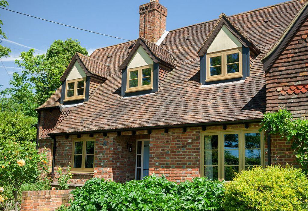 Light oak effect Residence 9 Windows