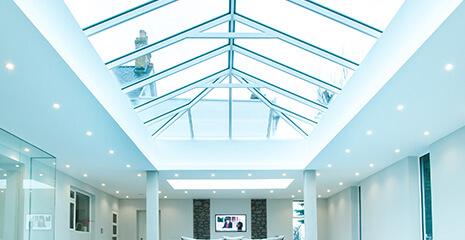 Atlas Roof Lanterns Skylights Double Glazing Es Ltd