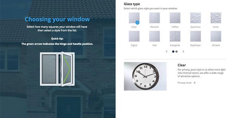 Build your window