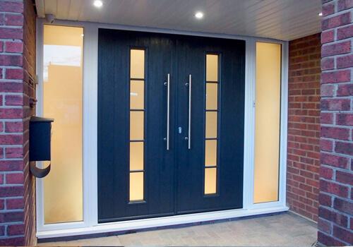Replacement Composite Doors Double Glazing Essex Ltd